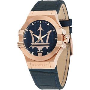 【送料無料】腕時計 ウォッチ アラームマセラティマセラティポテンザウォッチreloj maserati potenza watch r8851108027  rrp~255 40