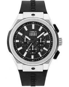 送料無料 腕時計 ウォッチ セルッティセンターcerruti 1881 cra163sbu02bkl reloj セール商品 最安値挑戦 hombre de pulsera para es