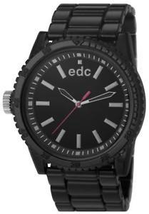 【送料無料】腕時計 ウォッチ スターレットミッドナイトブラックプラスチックアナログ