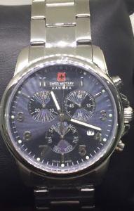 【送料無料】腕時計 ウォッチ クロノグラフorologio cronografo military hanowa orologio acciaio orologio uomo spediz 1g