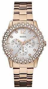 送料無料 超激安特価 腕時計 ウォッチ 毎日激安特売で 営業中です レディースアラームウォッチguess seoras w0335l3 reloj dazzler relojes