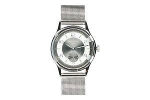 【送料無料】腕時計 ウォッチ シルバーステンレススチールkienzle seores automatikuhr 1822 914101 plata reloj pulsera de acero inoxidable