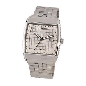 送料無料 好評 腕時計 ウォッチ ステンレスデザインセントernstes design reloj de pulsera pantalla お買得 para u017 inox fecha acero hombre st