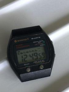 【送料無料】腕時計 ウォッチ ヴィンテージクオーツsanyo quartz lcd vintage watch reloj funcionando