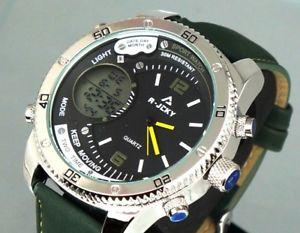 【送料無料】腕時計 ウォッチ アラームクロノグラフシリーズマルチファンクションボックス