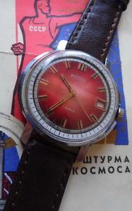 【送料無料】腕時計 ウォッチ ヴォストークキャリバーソvostok montre mcanique ancienne 17 rubis calibre 2414a made in urss 1970