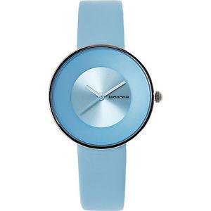 【送料無料】腕時計 ウォッチ レディースアラームseoras lambretta cielo azul cuero reloj rrp 58nuevo