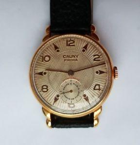 【送料無料】腕時計 ウォッチ ビンテージウォッチvintage watch cauny landeron 203