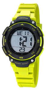 【送料無料】腕時計 ウォッチ カリプソクロノグラフアラームデジタルユースクロノcalypso digital crongrafo reloj crono juvenil k56691