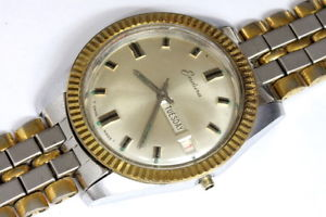 【送料無料】腕時計 ウォッチ ウォッチendura 1 jewel amida 425 handwind watch for partsrestore