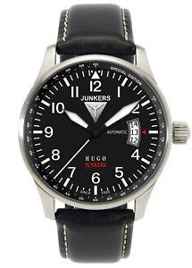 【送料無料】腕時計 ウォッチ クロックマンnuevo anunciojunkers reloj automticos hombre 66642