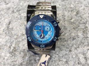 【送料無料】腕時計 ウォッチ クロノグラフイタリアビンテージorologio immersion free cronografo stendardo made in italy nos vintage