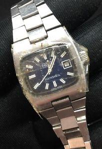 【送料無料】腕時計 ウォッチ カレンダーローマーブランドヴィンテージアラーム