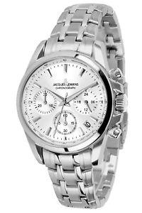 【送料無料】腕時計 ウォッチ ジャッククロノクロノグラフリバプールルマンjacques lemans fantastico chronograph liverpool chrono 11863ze