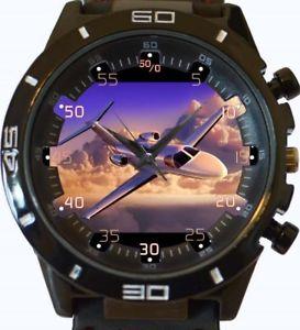【送料無料】腕時計 ウォッチ リアジェットアートシリーズスポーツlearjet pequeo avin arte nuevo serie gt reloj de pulsera deportivo