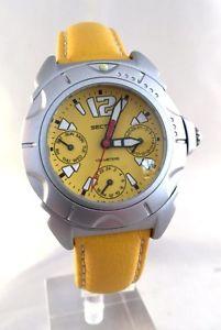 【送料無料】腕時計 ウォッチ アルミセクターテンポウォッチorologio sector 150 aluminium 3251152075 watch moviment quartz tempo