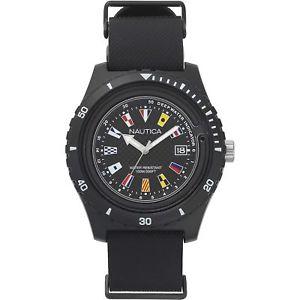 【送料無料】腕時計 ウォッチ ラバーストラップサーフサイドnautica reloj de pulsera correa caucho surfside de napsrf001