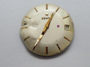 【送料無料】腕時計 ウォッチ ビンテージzenith 252 manual defectuoso not works movement vintage for parts w771