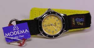 【送料無料】腕時計 ウォッチ ヴィンテージスポーツウォッチクロックvintage modema reloj de pulsera, kinderuhr, reloj deportivo, bmx reloj u 117