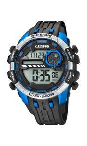 【送料無料】腕時計 ウォッチ カリプソクロノバッテリーcalypso watches chrono k57293 negro azul nuevo 1 batera extra