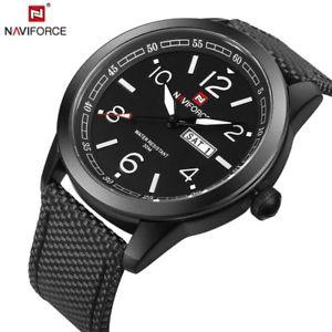 【送料無料】腕時計 ウォッチ ラグジュアリースポーツミリタリークオーツアナログウォッチ