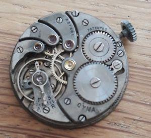 【送料無料】腕時計 ウォッチ ムーブメントスイスwatch movement cyma 27,5mm cal 216 hand wind swiss made working
