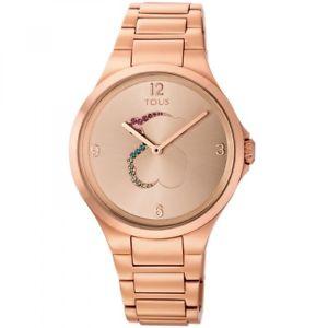【送料無料】腕時計 ウォッチ モーションクロックウォッチモデルドルreloj tous motion watch 700350210  model rrp~420