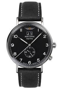 【送料無料】腕時計 ウォッチ デュアルタイムアイロンアマゾンannie de hierro reloj hora dual amazon 59402