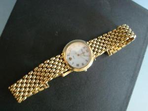【送料無料】腕時計 ウォッチ モーリスロアクオーツエルドラドrs0918274 maurice lacroix quartz reloj pulsera dorado 80er