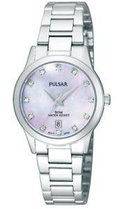 【送料無料】腕時計 ウォッチ ステンレススチールフェーズpulsar mujer reloj acero inoxidable pnp ph7311x1
