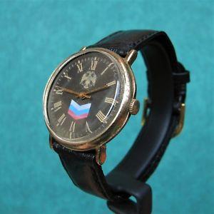 【送料無料】腕時計 ウォッチ ソアラームロシアウォッチraketa ussr vintage gentleman watch montre reloj uhr russia