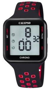 腕時計 ウォッチ カリプソクオーツアラームデジタルタイマーcalypso reloj pulsera cuarzo kunststuhr alarma parada funcin timer digital k57485