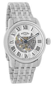 【送料無料】腕時計 ウォッチ スケルトンウォッチrotary de caballero automtico reloj esqueleto gb0040021 nuevo