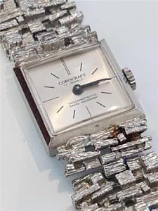 【送料無料】腕時計 ウォッチ オリジナルボックスビンテージレディースreloj de pulsera vintage 196070s corocraft damas groovy diseo en caja original
