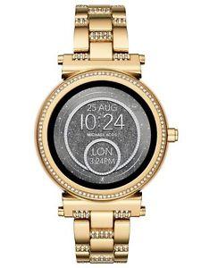 【送料無料】腕時計 ウォッチ ミハエルアラームステンレススチールmichael kors mkt5023 dorado reloj fantastico acero inoxidable dorado nuevo