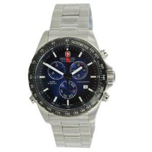 腕時計 ウォッチ スイスレディースアラームソフトウェアステンレススチールswiss military hanowa seores reloj 06500704003 sisw de acero inoxidable nuevo