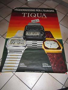【送料無料】腕時計 ウォッチ manifesto originale 1982 orologio tiqua modernissimo