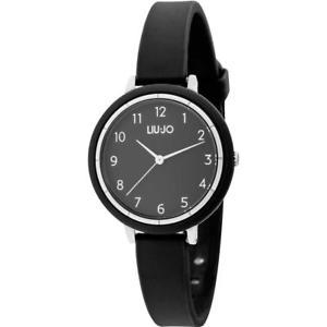 【送料無料】腕時計 ウォッチ ドナリュースポーティシリコンorologio donna liu jo luxury sporty tlj1258 silicone nero