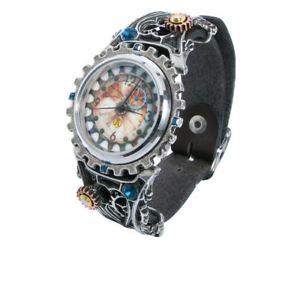 【送料無料】腕時計 ウォッチ ゴシッククロックreloj de pulsera alchemy gothic steampunk telford chronocogulator reloj estao