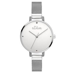 【送料無料】腕時計 ウォッチ オリバーレディースステンレススチールsoliver reloj de pulsera seoras acero inox so3551mq