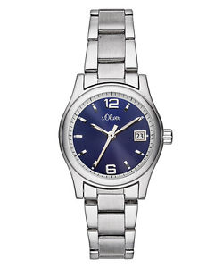 【送料無料】腕時計 ウォッチ オリバーs oliver mujerreloj de pulsera so3287mq