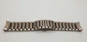 【送料無料】腕時計 ウォッチ ポルシェデザインダッシュボードチタニウムブレスレットロングporsche design dashboard titanium bracelet ref 6612 11, 22 mm 17 cm long 4