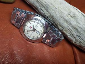 【送料無料】腕時計 ウォッチ コレクションrara de coleccin aos 70 rado starliner 100 plata cuadrante reloj de hombre automtico daydate