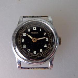 【送料無料】腕時計 ウォッチ メンタータイプcaballeros negros reloj pulsera bader amp; hafner tipo mentor a partir de 1941 50967