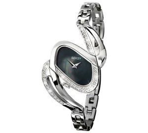 【送料無料】腕時計 ウォッチ ステンレススチールレディースreloj de pulsera seksy damas de acero inoxidable 4860snp
