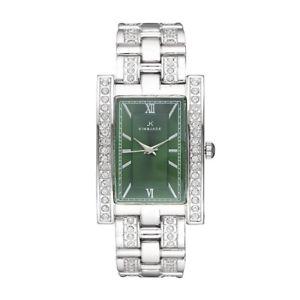 【送料無料】腕時計 ウォッチ キムヒスイスワロフスキークロッククリスタルkim amp; jade 2060 l reloj de cristal de swarovski