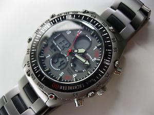 【送料無料】腕時計 ウォッチ アンカーマンマスターアナログデジタルmaestroancla reloj hombrerelojanalgicodigital nuevo