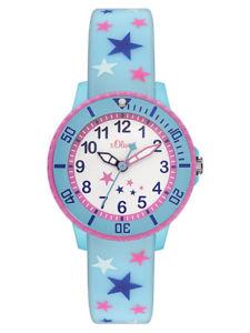 【送料無料】腕時計 ウォッチ オリアラームシリコンベルトsoliver reloj de los nios correa de silicona so3179pq