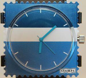【送料無料】腕時計 ウォッチ アラームスタンプラインスタンプジャンプstamps sellos reloj jump the line 141043 stamps