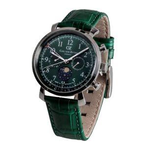【送料無料】腕時計 ウォッチ カールフォンクロックブレスレットウーラッハグラムcarl von zeyten seores reloj reloj pulsera cuarzo urach cvz0015gr